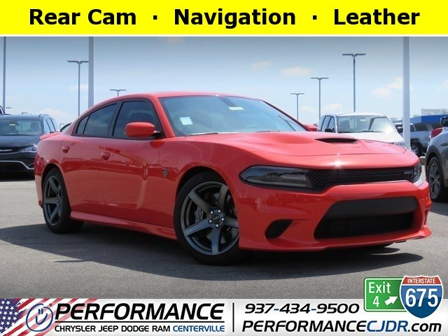 2018 Hellcat Charger >> New 2018 Dodge Charger Srt Hellcat