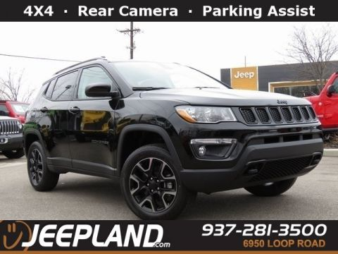 Jeep Dealers Dayton Ohio >> New 2019 JEEP Compass Sport Sport Utility in Dayton # ...